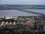 Panoramic view of Dundee 2002