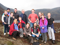 Barton Group at Glen Clova