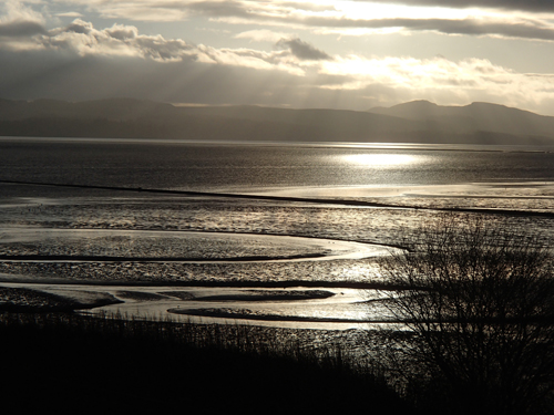 Invergowrie Bay 26th Dec 2013